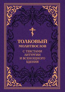 - Толковый молитвослов. С текстами Литургии и Всенощного бдения обложка книги