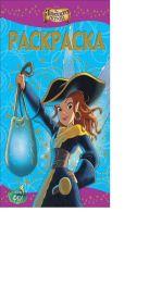 Феи. Загадка пиратского острова. РЛ № 1411. Раскраска-люкс.