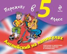 Ильченко В.В., Карпенко Е.В. - Английский на каникулах. Перехожу в 5-й класс обложка книги