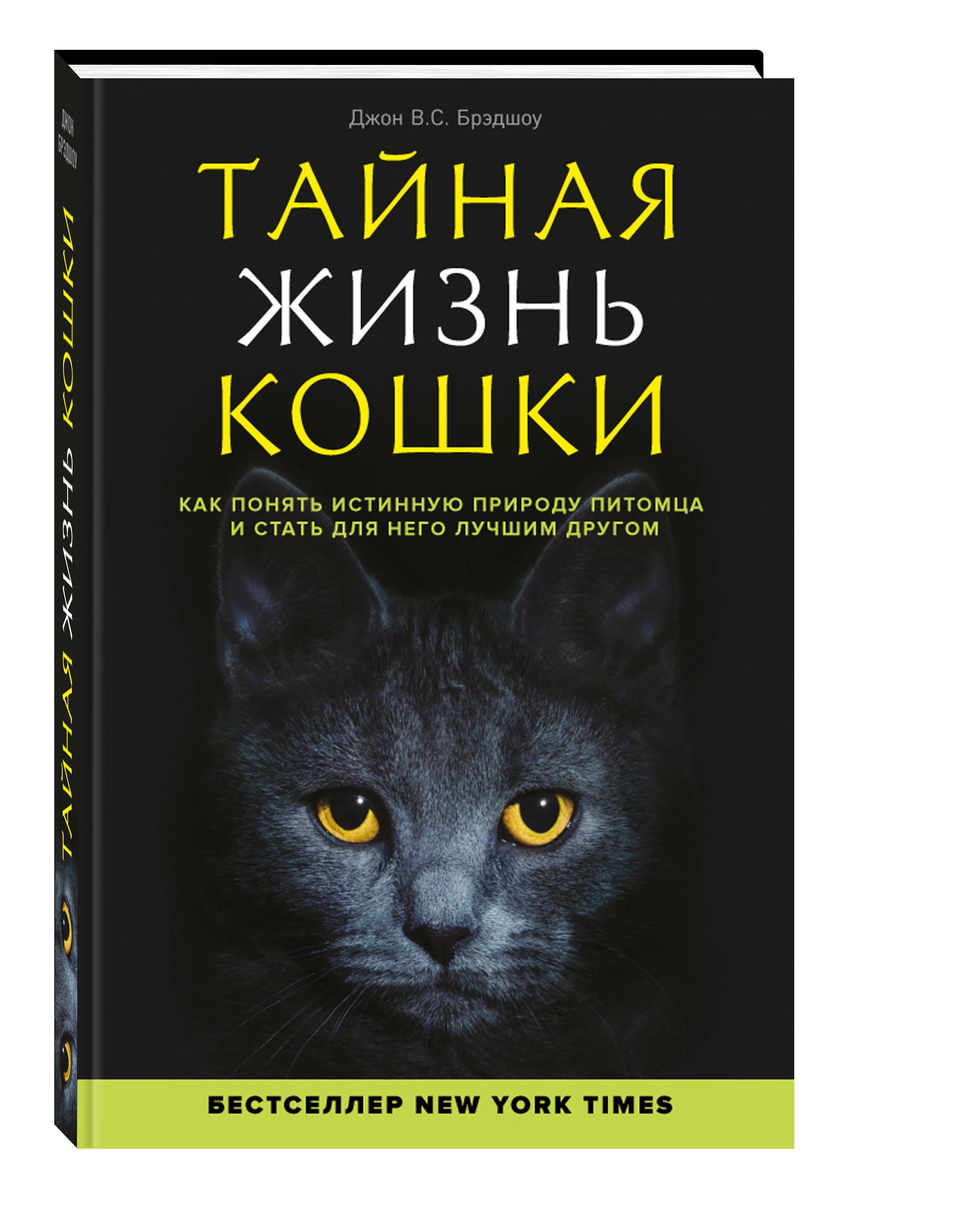 Тайная жизнь кошки. Как понять истинную природу питомца и стать для него лучшим другом ( Брэдшоу Д.  )