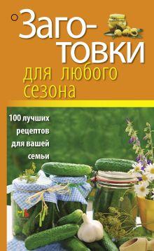 - Заготовки для любого сезона. 100 лучших рецептов для вашей семьи обложка книги