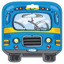 - Автобус обложка книги