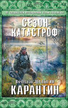 Шалыгин В.В. - Карантин обложка книги