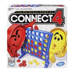 Игра Собери 4 Классическая(Настольная игра)