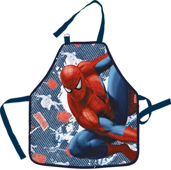 Фартук в холдере51х44 см Spider-man