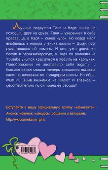 Обложка сзади Фея для школьной Золушки Арина Ларина
