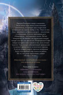Обложка сзади Школа Добра и Зла. Принцесса или ведьма Соман Чайнани