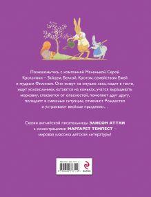 Обложка сзади Большое приключение зайца (ил. М. Темпест) Элисон Аттли