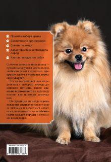 Обложка сзади Мопсы, йорки и другие собачки той-пород А.В. Нестеров