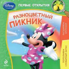 - Разноцветный пикник обложка книги