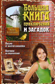 Большая книга приключений и загадок обложка книги