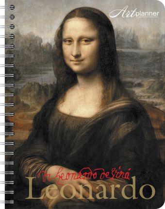 Леонардо. Art Planner. Мона Лиза