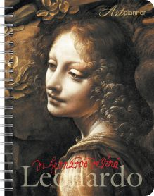 - Леонардо. Art Planner. Ангел обложка книги
