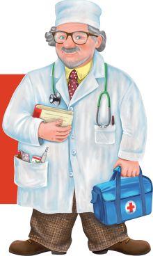 Снежинкина Д. - Добрый доктор обложка книги