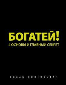 Обложка Богатей! 4 основы и главный секрет Ицхак Пинтосевич