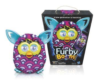 "Furby BOOM Интерактивная игрушка ""Furby"". Солнечная волна (A4343) Furby BOOM"