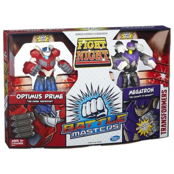 Transformers Игра: Битва Трансформеров (в упаковке 2 трансформера) (A6664)