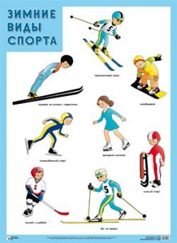 ПЛ Зимние виды спорта