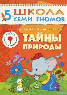 Юрий Дорожин - ШСГ Шестой год обучения. Тайны природы обложка книги