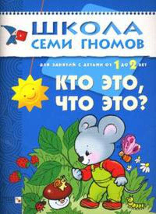 ШСГ Второй год обучения. Кто это, что это? Дарья Денисова