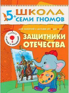 Дарья Денисова - ШСГ Шестой год обучения. Защитники отечества. обложка книги