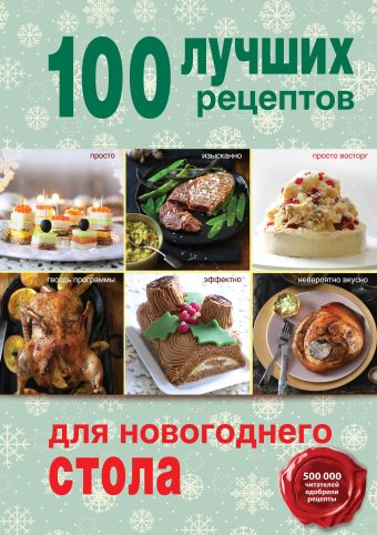 100 лучших рецептов для новогоднего стола
