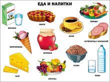 Еда и напитки (плакат)