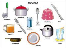 - Посуда (плакат) обложка книги