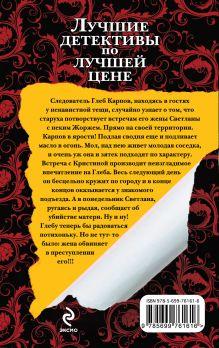 Обложка сзади Любовь окрыляет Галина Романова