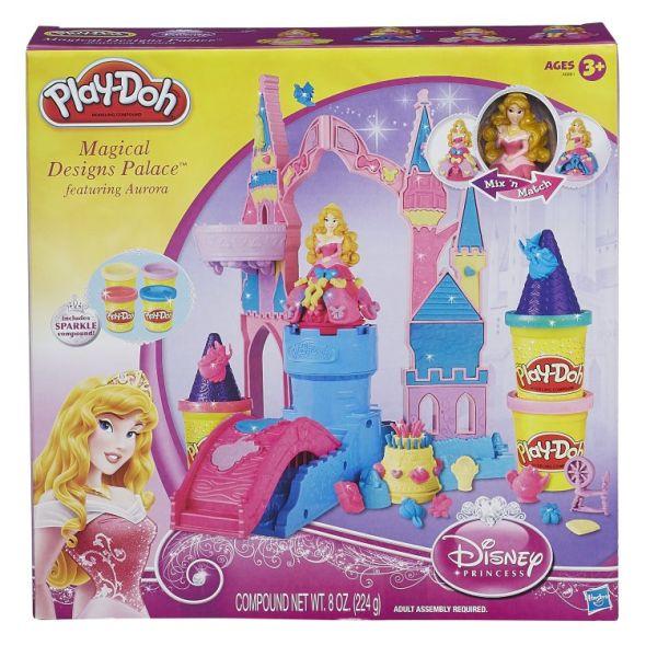 """Play-Doh Игровой набор """"Чудесный замок Авроры"""" (A6881)"""