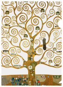- Климт (дерево) обложка книги