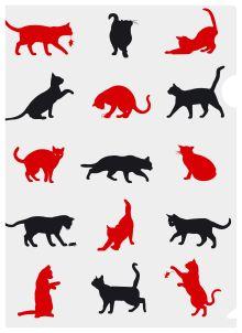 - Кошки обложка книги