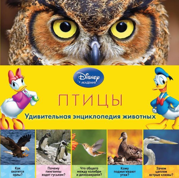 Птицы (2-е издание)