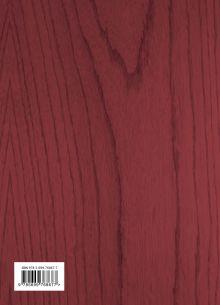 Обложка сзади Блокнот для высокоэффективных людей (с главными принципами Стивена Кови ) (красный)