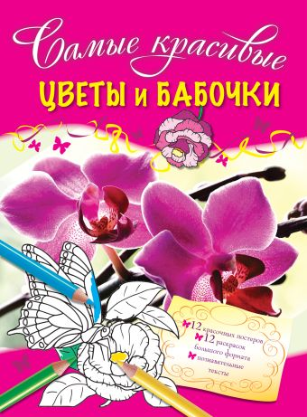 Цветы и бабочки Волченко Ю.С.
