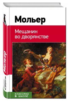 Мещанин во дворянстве обложка книги