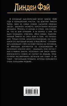 Обложка сзади Тайна семи Линдси Фэй