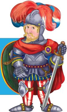 Благородный рыцарь