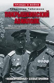 Покрышкинский авиаполк(серый). 16-й гвардейский истребительский авиационный полк в боях с Люфтваффе.