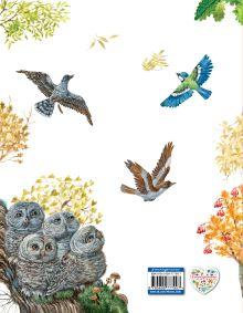 Обложка сзади Лесные домишки (ил. М. Белоусовой) Виталий Бианки