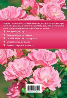 Обложка сзади Розы на дачном участке Анна Белякова
