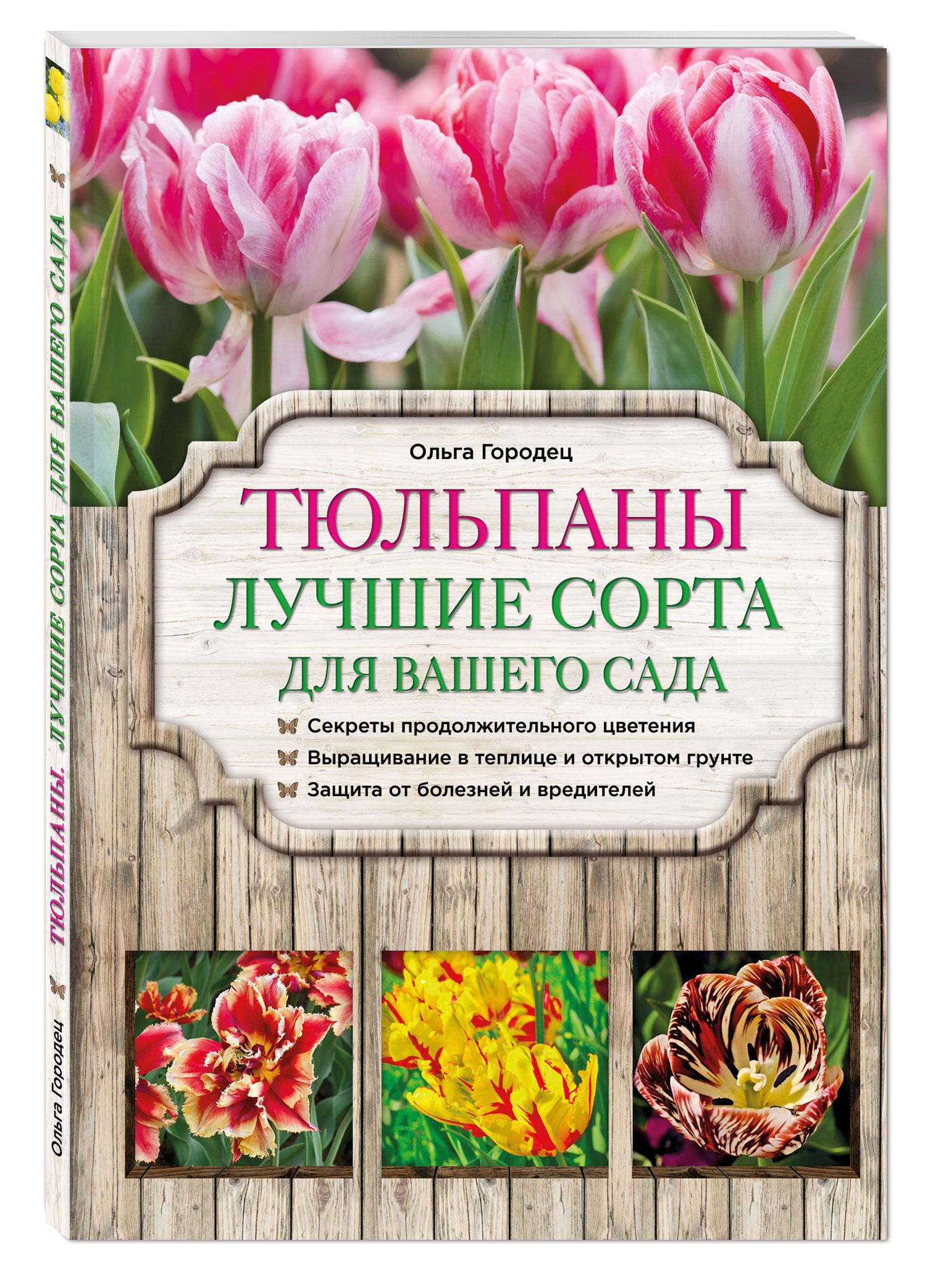 Тюльпаны: лучшие сорта для вашего сада ( Городец О.В.  )