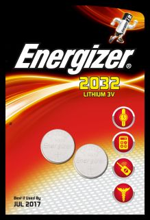 - Батарейка Energizer Miniatures Lithium CR 2032 2 обложка книги