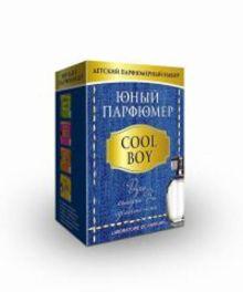 - Юный Парфюмер COOL BOY (мини) обложка книги