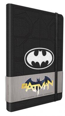 - Блокнот Бэтмен обложка книги