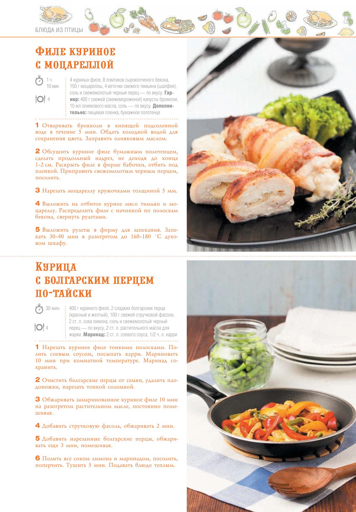 рецепт мясного блюда с картинками другой