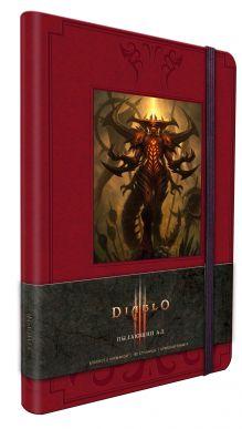 - Блокнот Диабло обложка книги