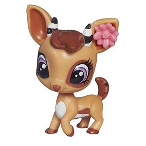 Littlest Pet Shop Игрушка Зверюшка (ассорт. B) (A8229)