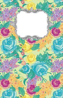 Блокнот для записей Цветочный бунт А5