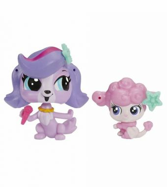Littlest Pet Shop Зверюшка и ее малыш LITTLEST PET SHOP
